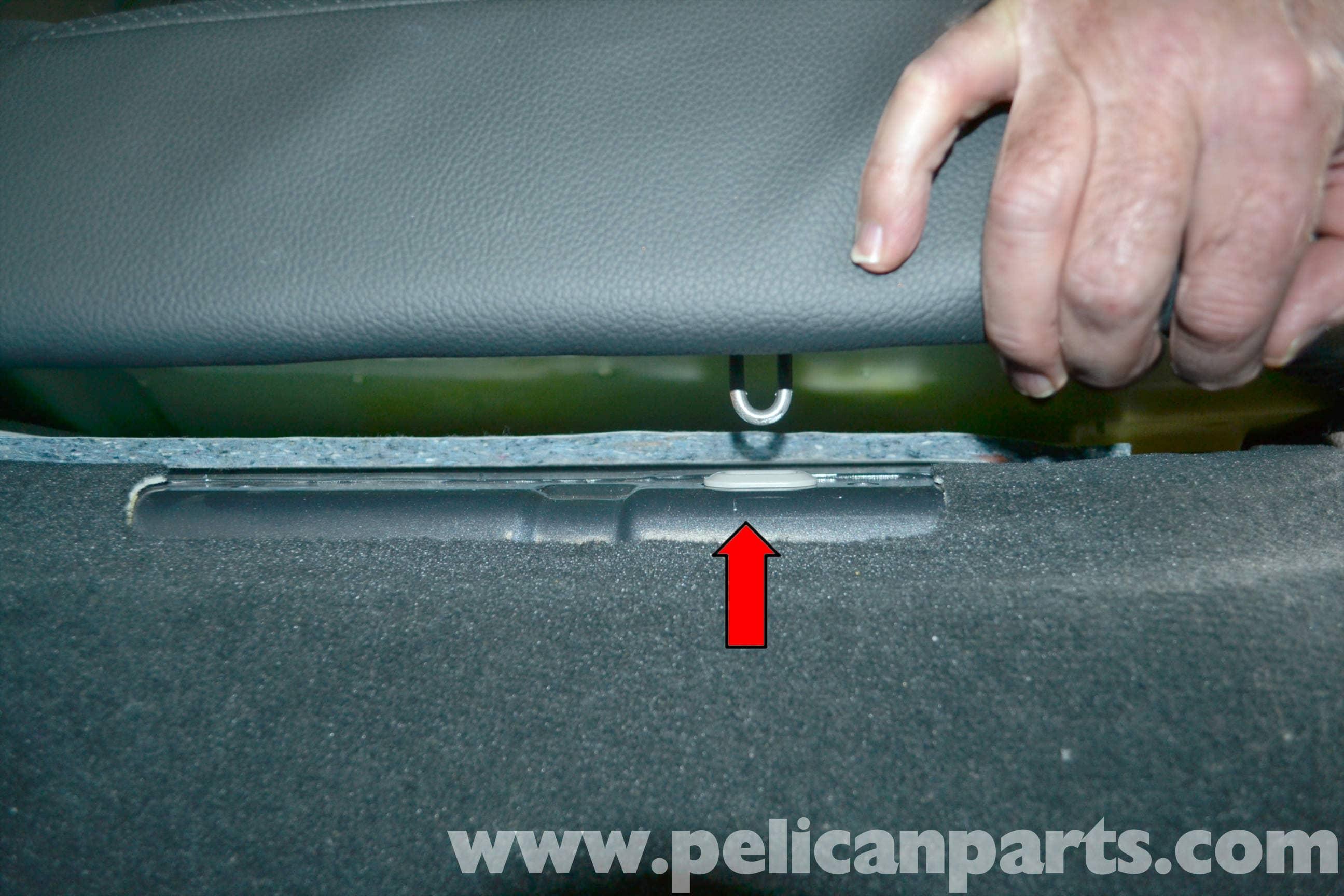 Mercedes-Benz W204 Seat Removal - (2008-2014) C250, C300, C350 ...