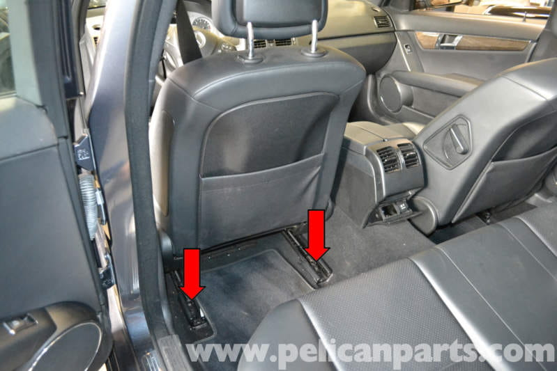Mercedes Benz Driver Seat Replacement  Gl