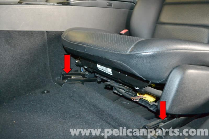 mercedes benz clk 500 fuse box    mercedes       benz    w204 seat removal  2008 2014  c250  c300     mercedes       benz    w204 seat removal  2008 2014  c250  c300