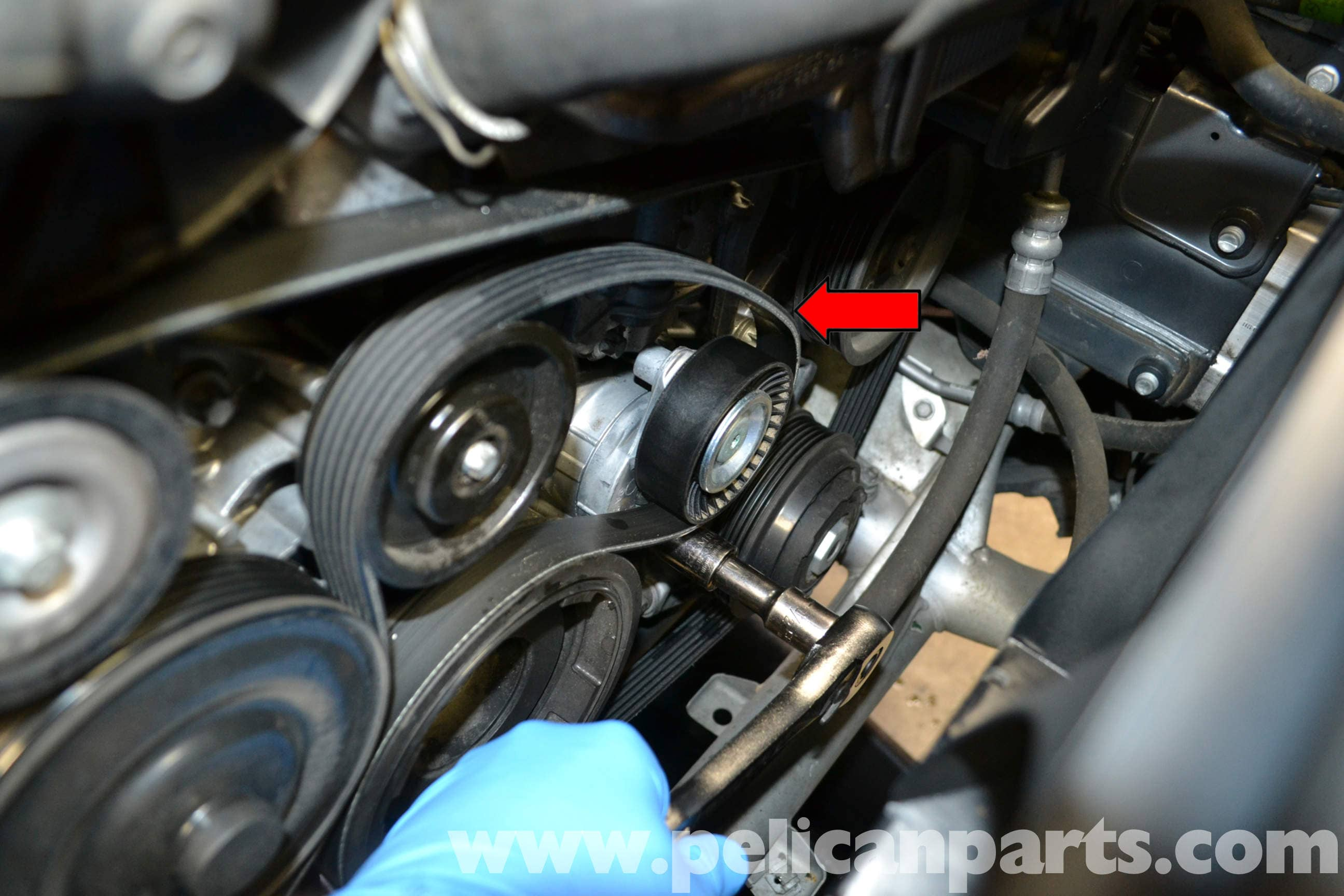 mercedes-benz w204 thermostat replacement
