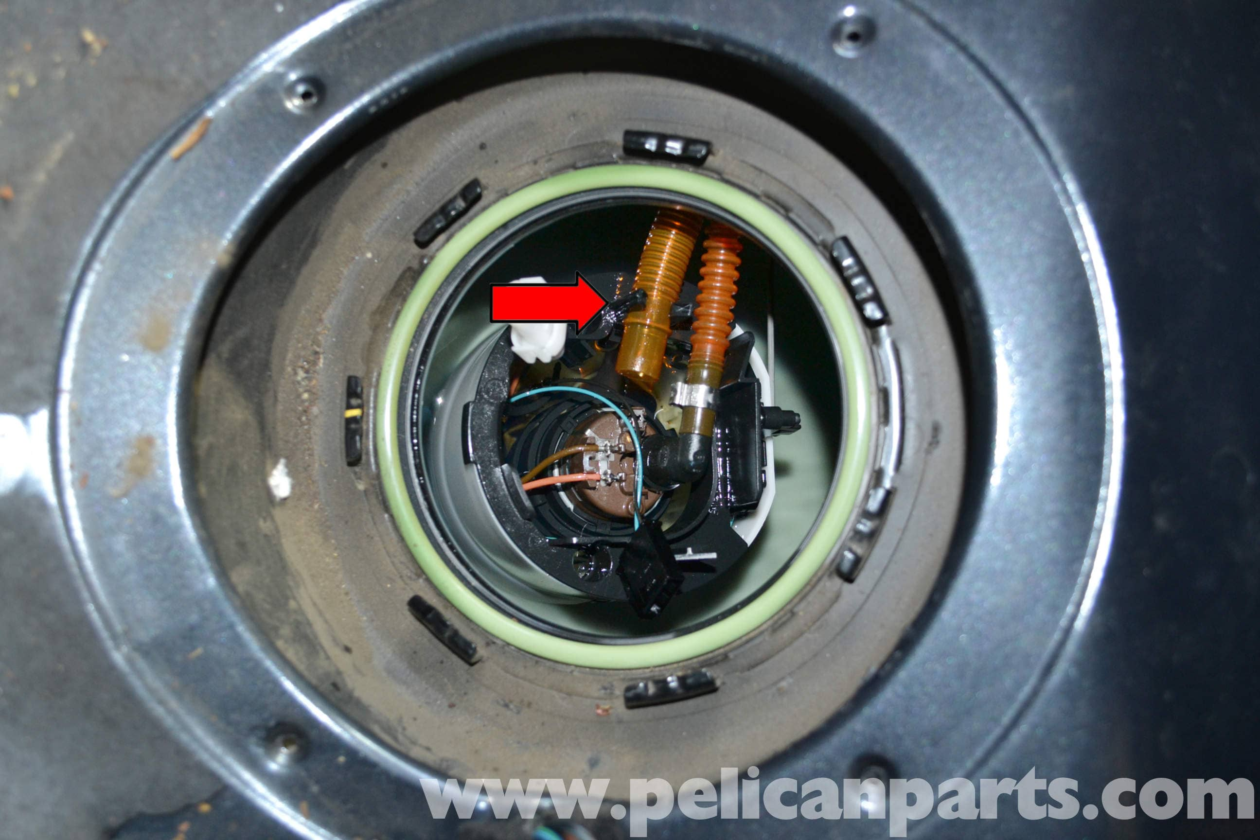 Mercedes Benz W204 Fuel Pump Replacement 2008 2014 C250 C300 Spare Electric Along With My Hose Large Image Extra