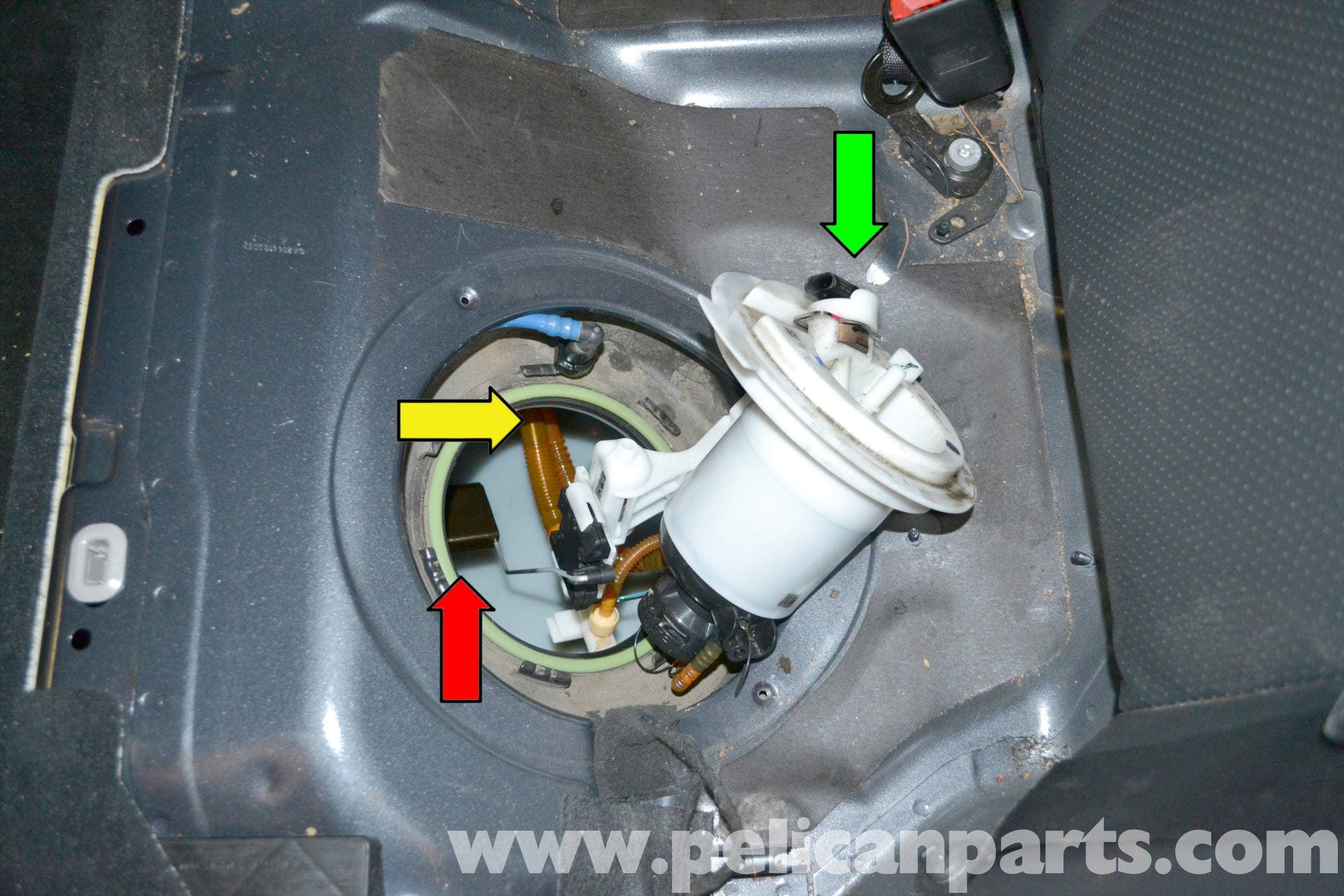 [ANLQ_8698]  Mercedes-Benz W204 Fuel Filter Replacement - (2008-2014) C250, C300, C350 |  Pelican Parts DIY Maintenance Article | Changing Fuel Filter Mercedes |  | Pelican Parts
