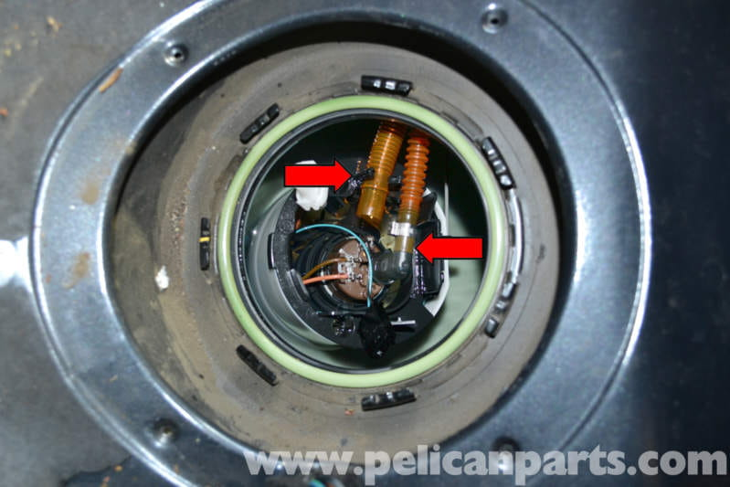 Mercedes Benz W204 Fuel Filter Replacement 2008 2014