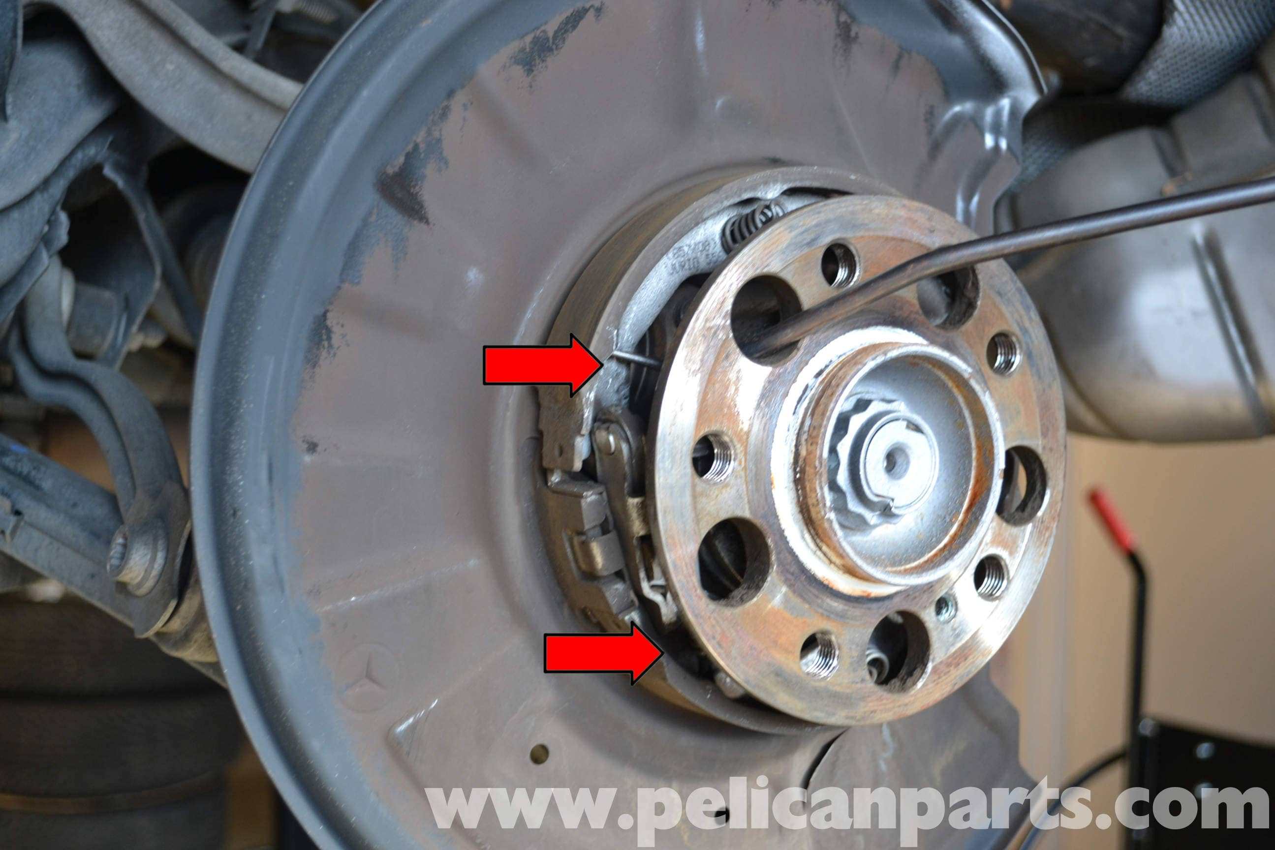 Buy Mercedes Benz A Class Replacement Parts Brake Pads - Www