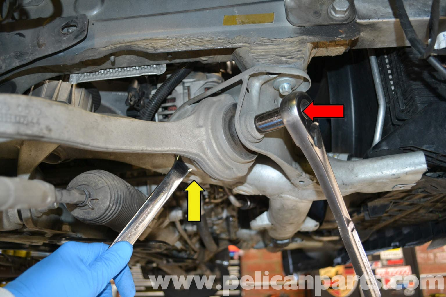 Mercedes benz w204 torque strut and bearing replacement for Mercedes benz c300 parts