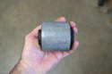 If you are pressing out the old bearing and a new one in begin by placing the new bearing in the freezer overnight.