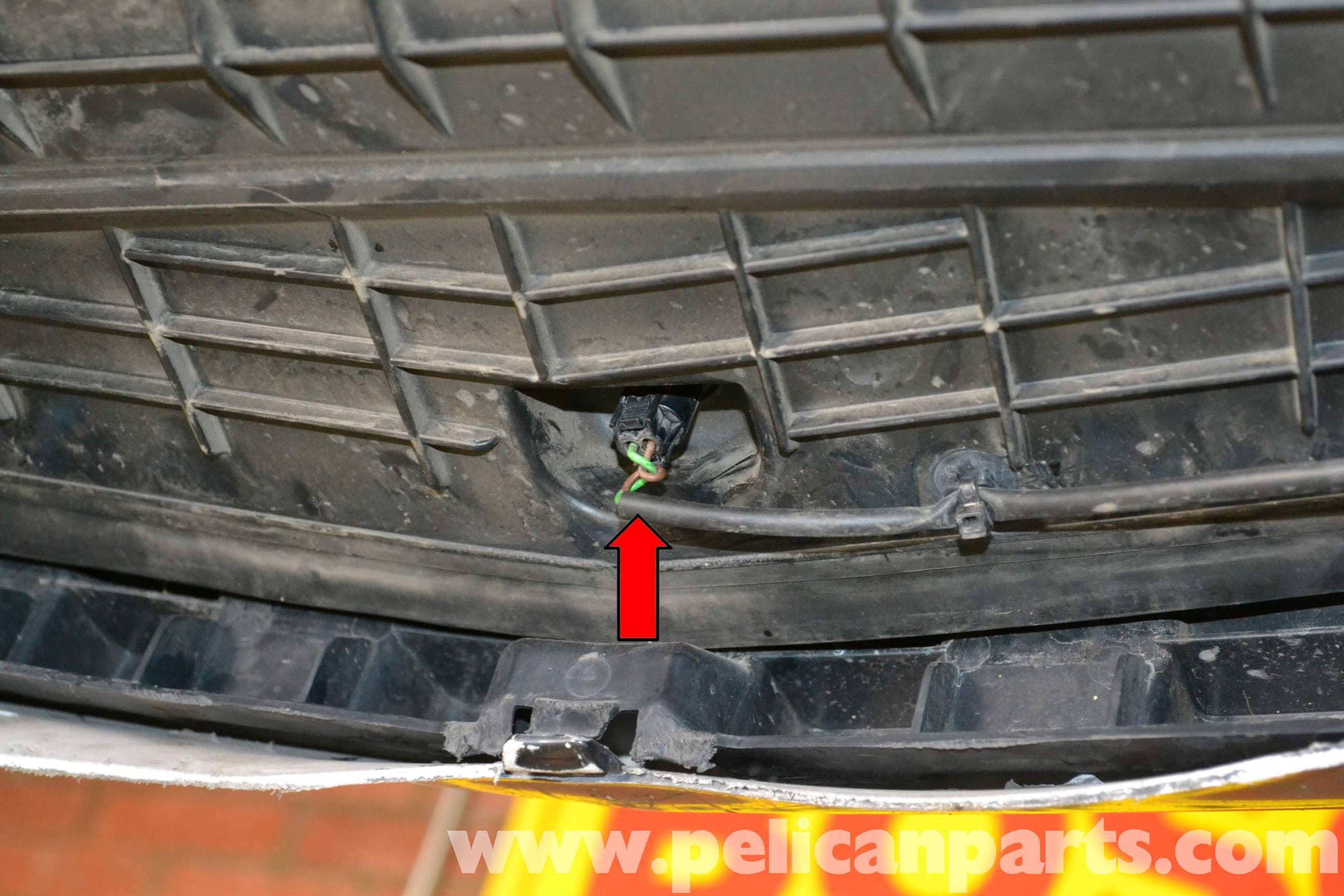 Mercedes Benz W204 Ambient Air Temperature Sensor Replacement R350 Fuse Diagram Large Image Extra