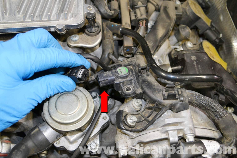 Mercedes Replacement Parts >> Mercedes-Benz W204 MAP Sensor Replacement - (2008-2014) C250, C300, C350 | Pelican Parts DIY ...