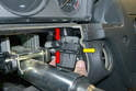If you have an automatic transmission you will need to remove the lock out cable.
