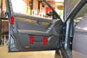 Use a T30 Torx and remove the three T30 Torx bolts.