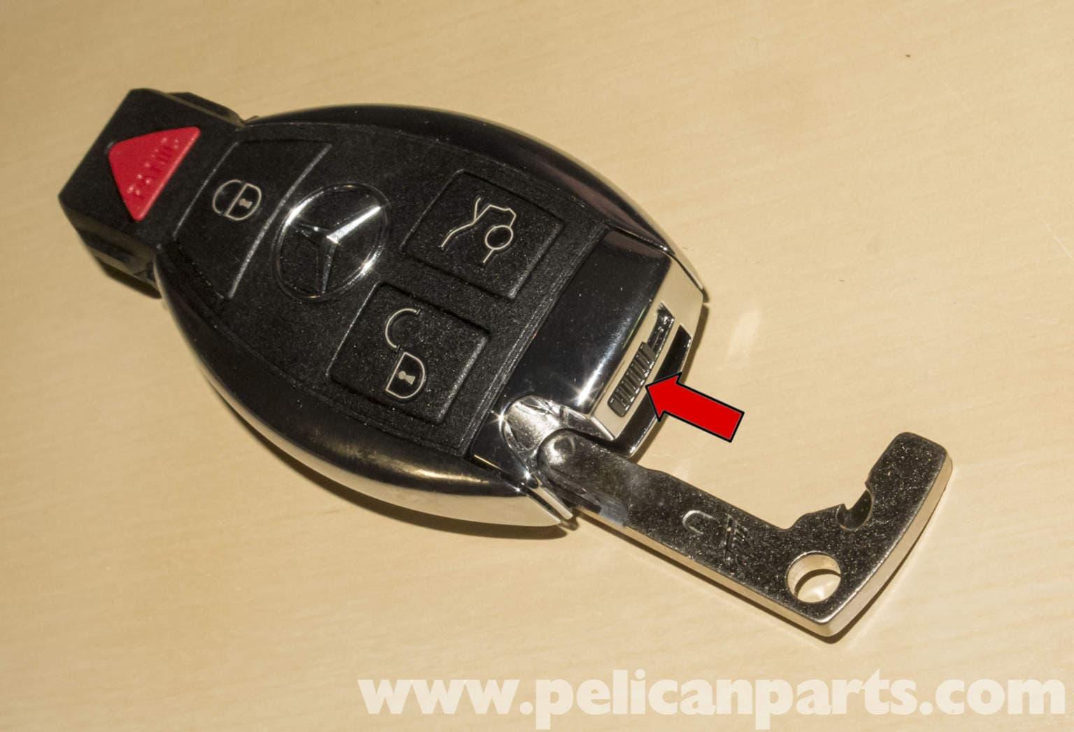Mercedes benz w211 remote key programming battery for Mercedes benz e320 battery