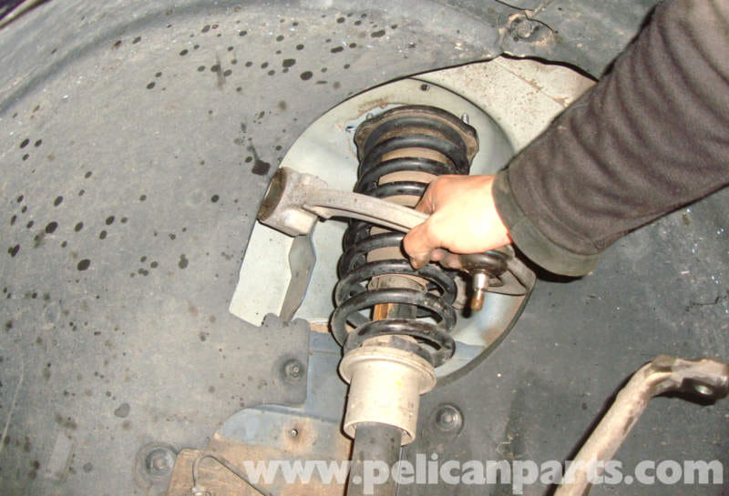 Mercedes Benz W211 Front Upper Ball Joint Replacement