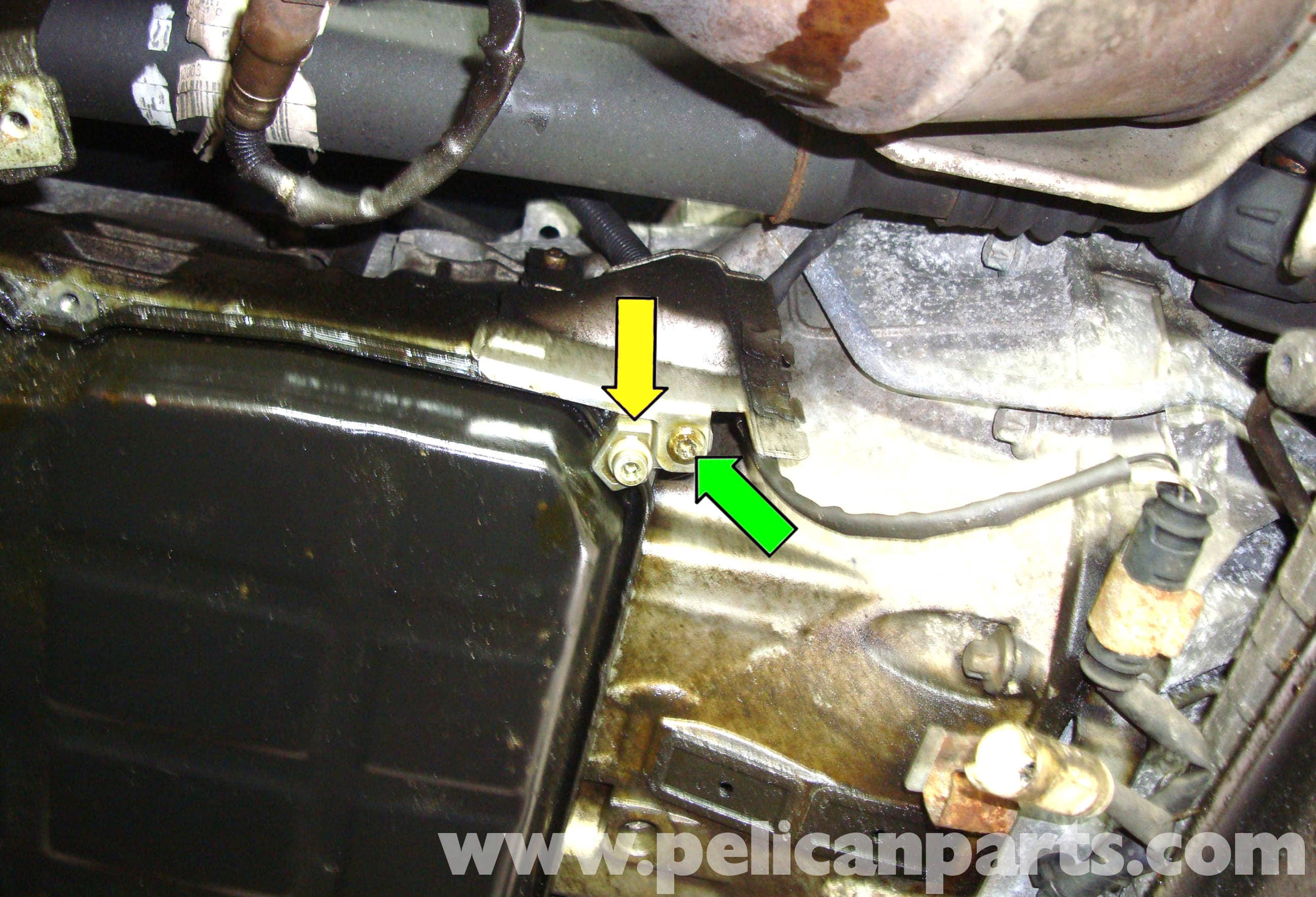 Mercedes-Benz W211 Automatic Transmission Fluid and Filter Change