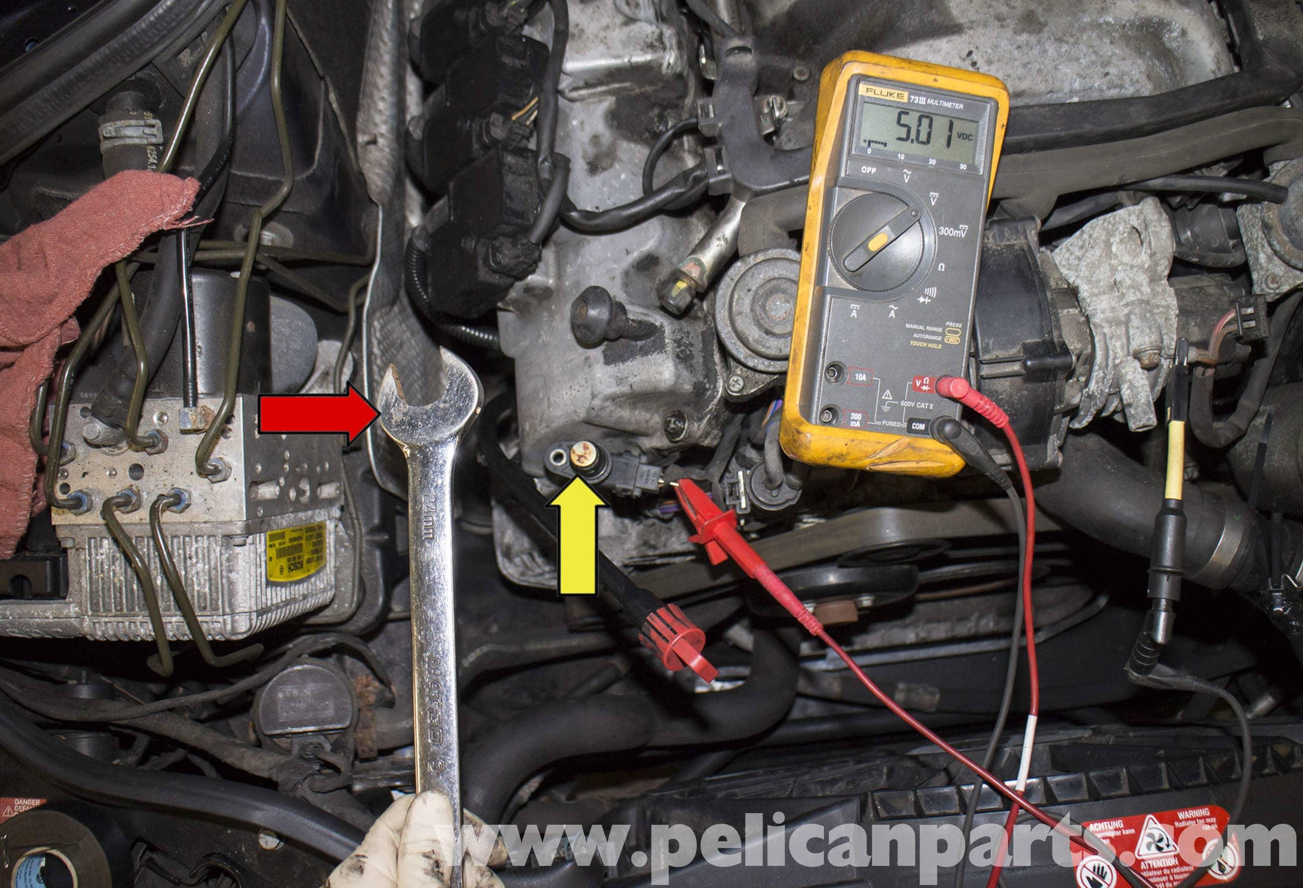 Mercedes Benz W211 Camshaft Position Sensor Testing 2003 2009 E320 Wiring Diagram Vito W638 Large Image Extra