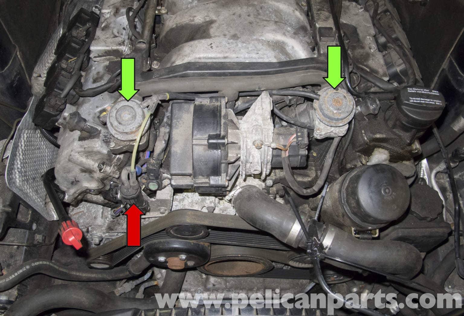 Wiring Schematic 2003 Mercedes W211 Secondary Air Pump from cdn4.pelicanparts.com