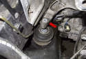 When replacing the right side mount, you will want to jack as close to the engine mount bracket as possible.