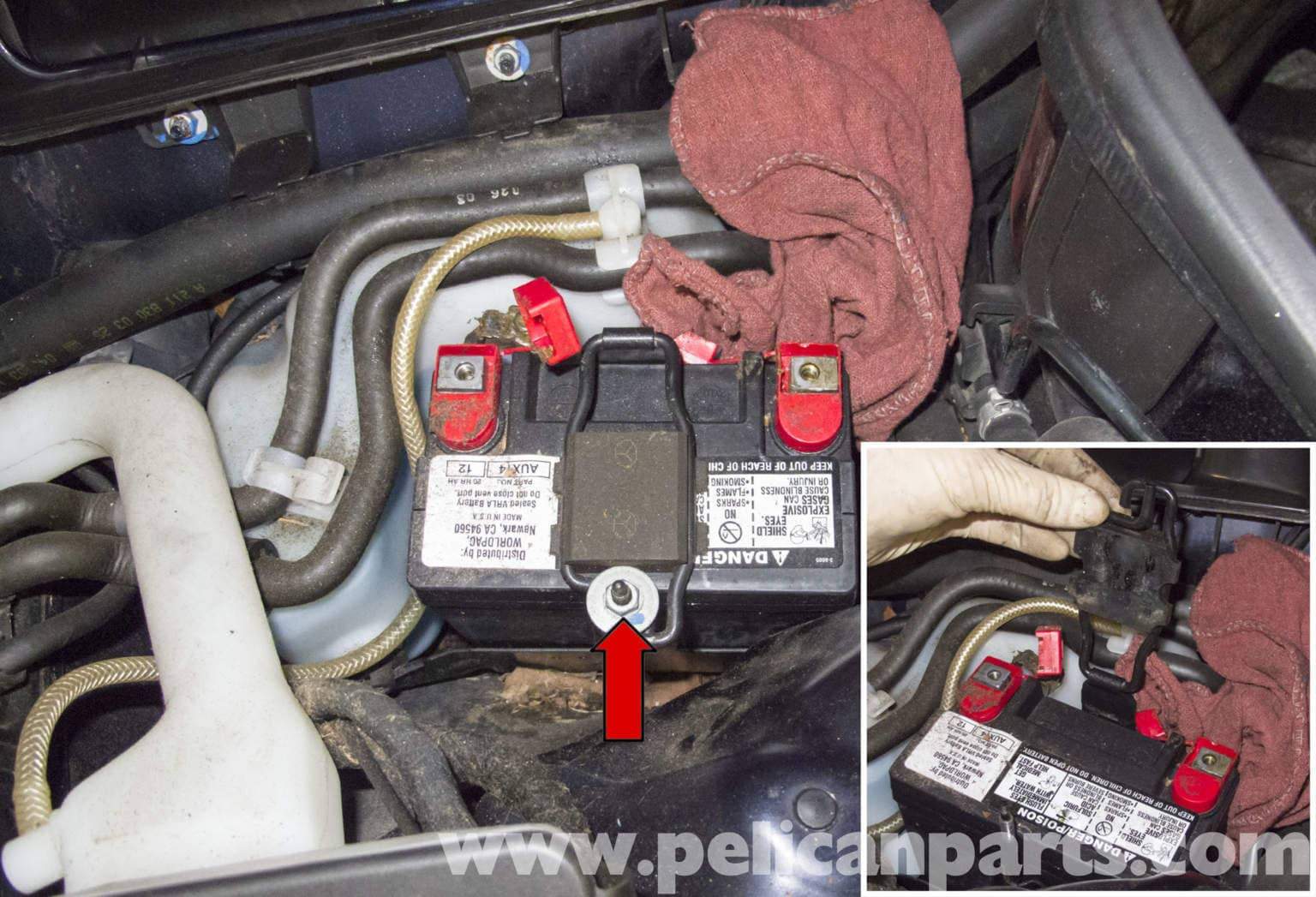 fuse box 2003 volvo wagon mercedes benz w211 auxiliary battery replacement     2003     mercedes benz w211 auxiliary battery replacement     2003