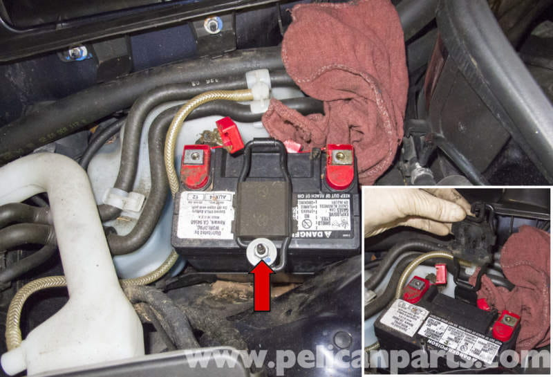 mercedes benz  auxiliary battery replacement