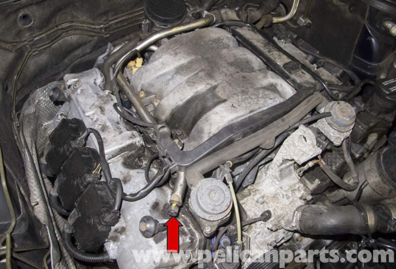 Mercedesbenz W211 Fuel Pump Testing 20032009 E320 Pelican Rhpelicanparts: 2003 Mercedes E320 Fuel Pressure Regulator Location At Taesk.com