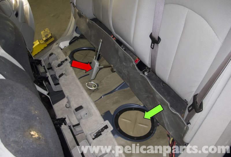 mercedes benz  fuel pump testing