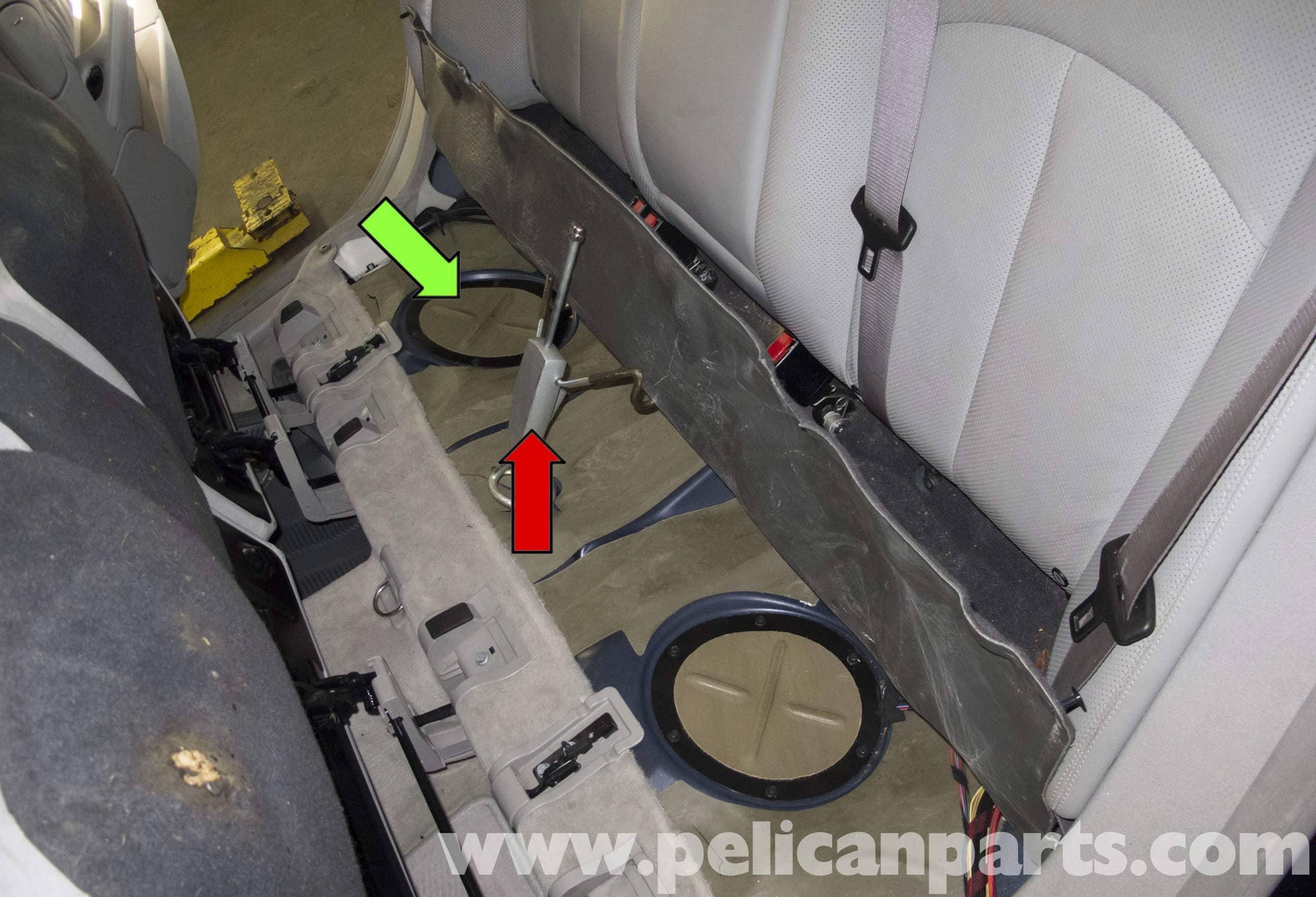 Mercedes Benz W211 Fuel Pump Replacement 2003 2009 E320