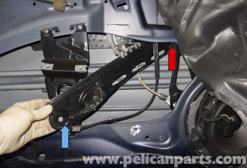 Mercedes Benz Clk  Convertible Rear Glass Replacement