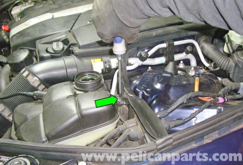 Mercedes-Benz W211 Headlight Replacement (2003-2009) E320
