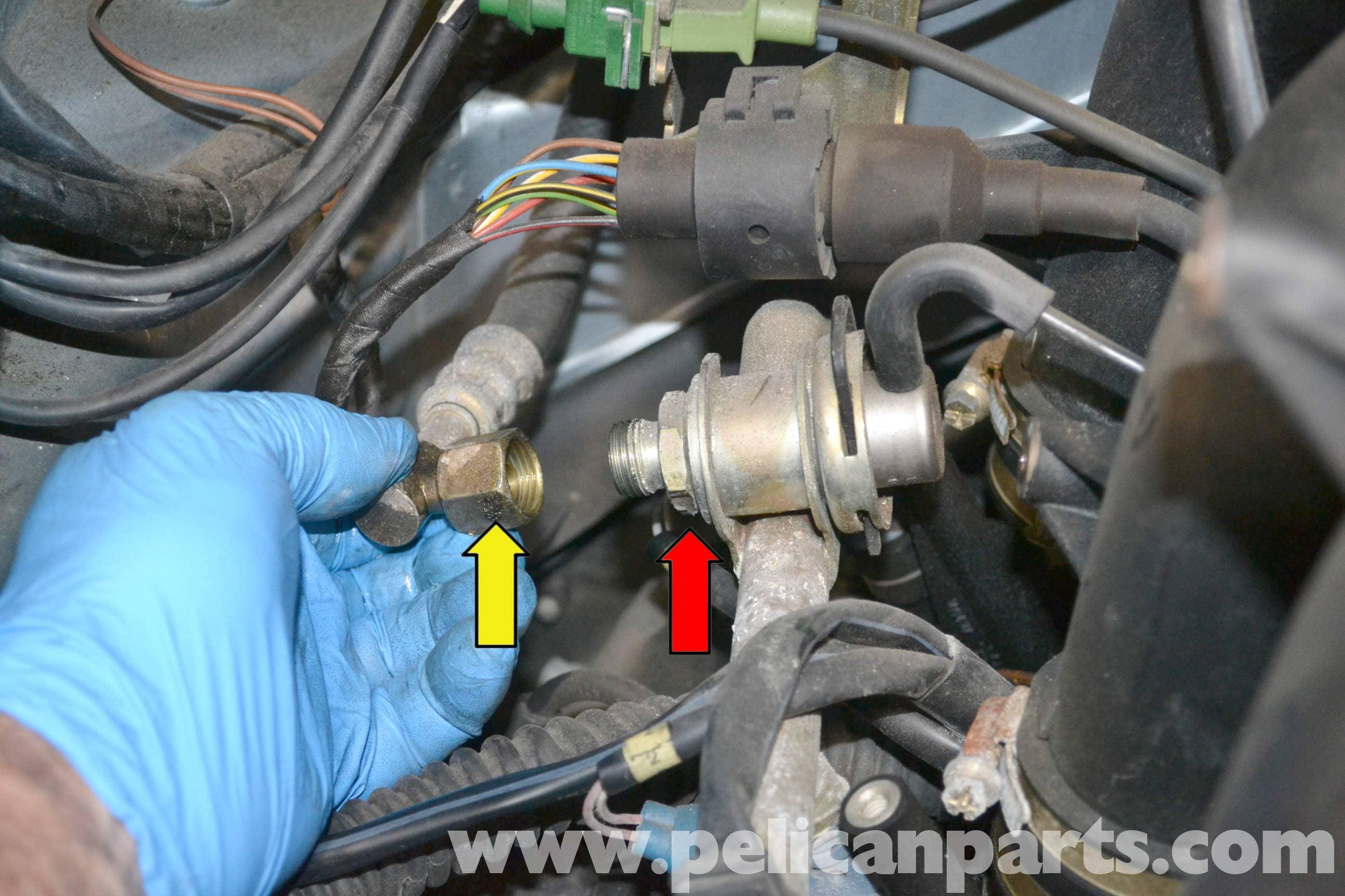 Pelican Parts Technical Article - Porsche 993 - Fuel