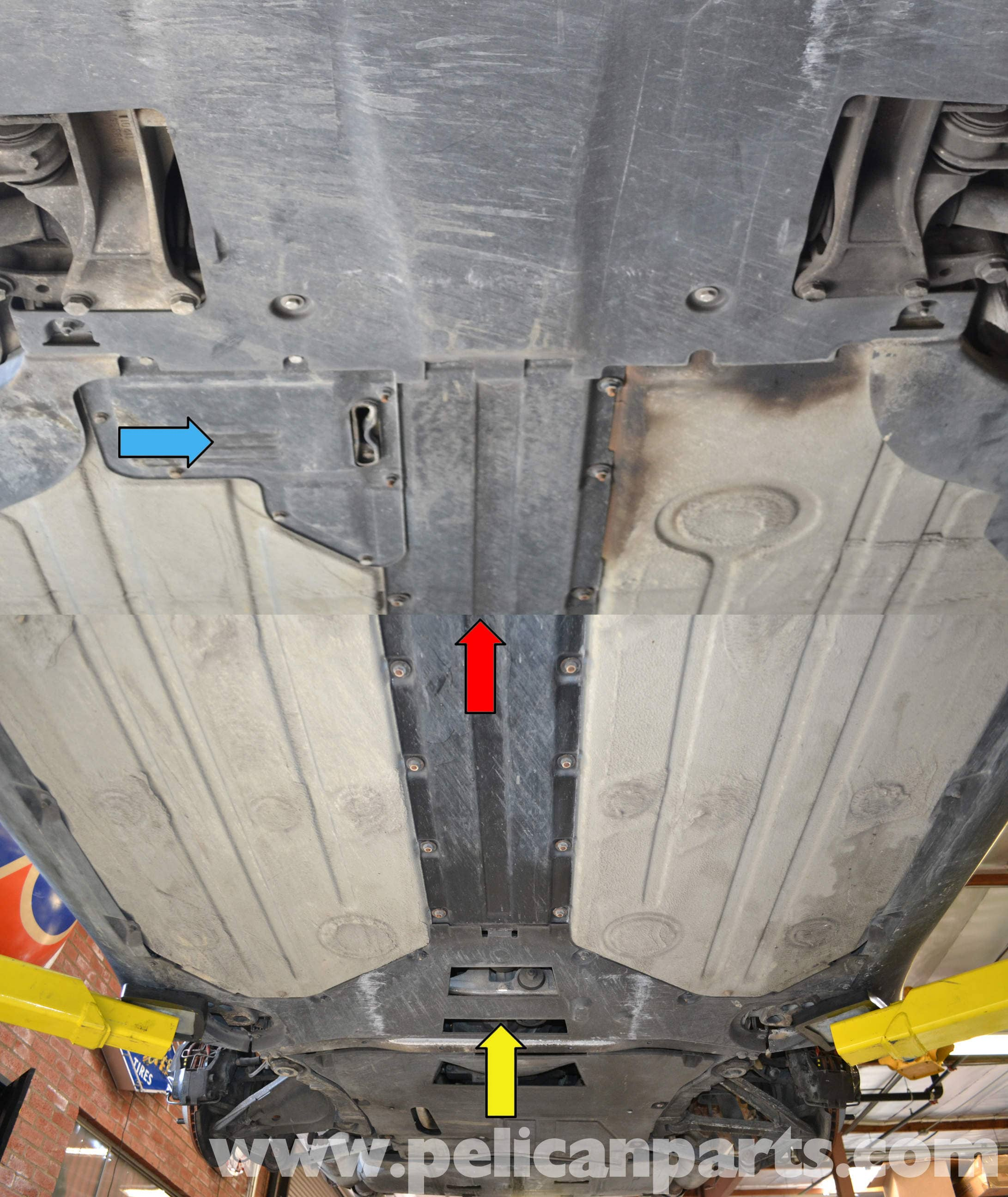 Porsche 993 Motor Abdichten: Pelican Technical Article