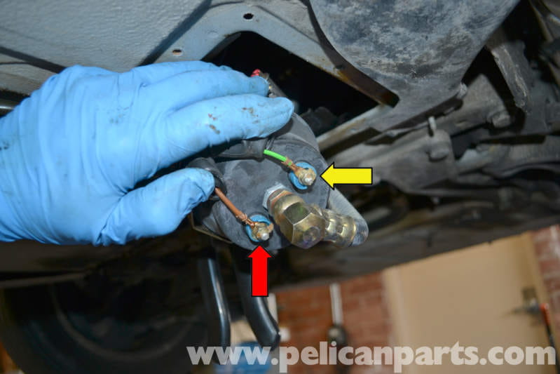 before you replace an expensive pump make sure it is getting power