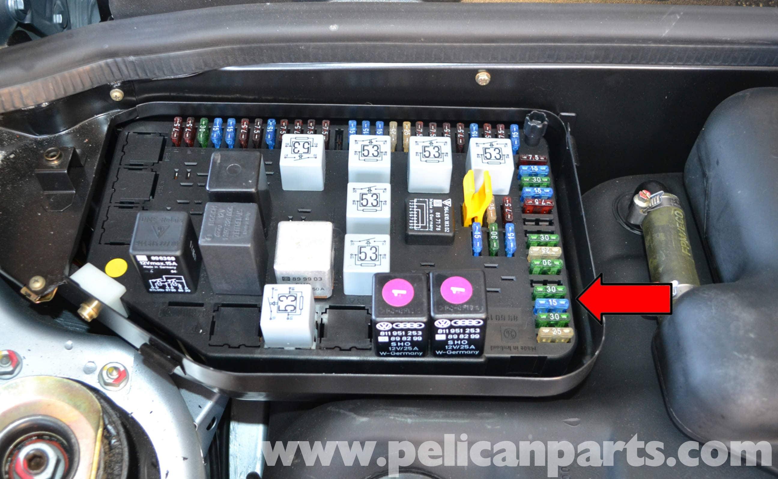 Porsche 964 Fuse Box Trusted Wiring Diagrams 993 Diagram Diy U2022 911 Carrera