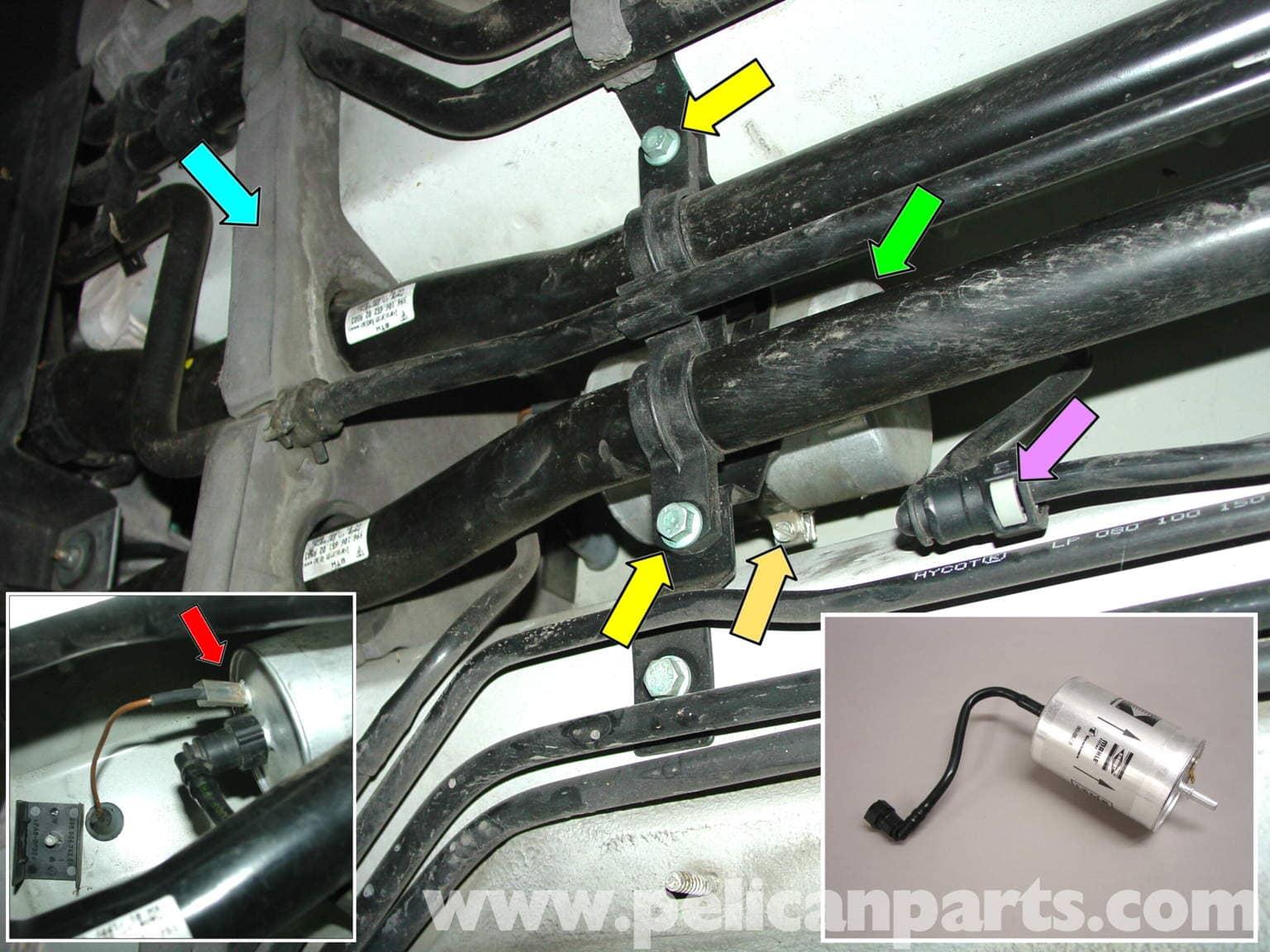 porsche 996 wiring diagram 2001    porsche    911 carrera fuel filter replacement    996     1998     porsche    911 carrera fuel filter replacement    996     1998