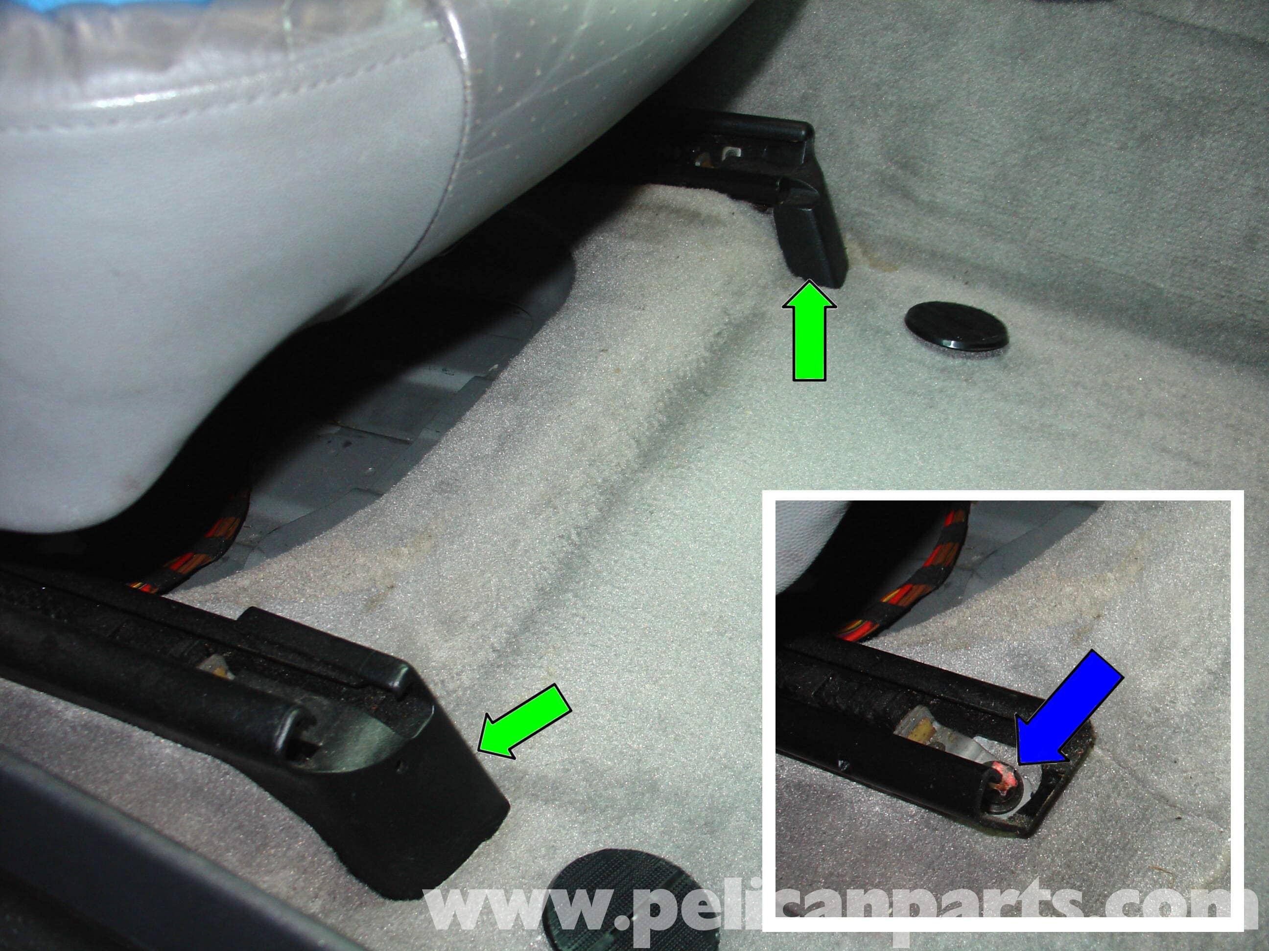 Porsche 911 Carrera Amp Boxster Carpet Replacement 996