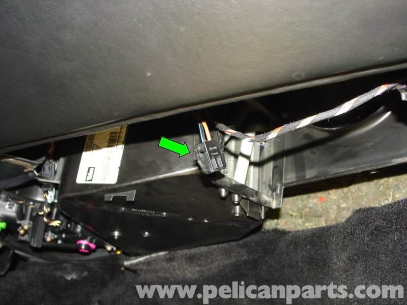 Porsche 911 Carrera Hvac Motor Replacement