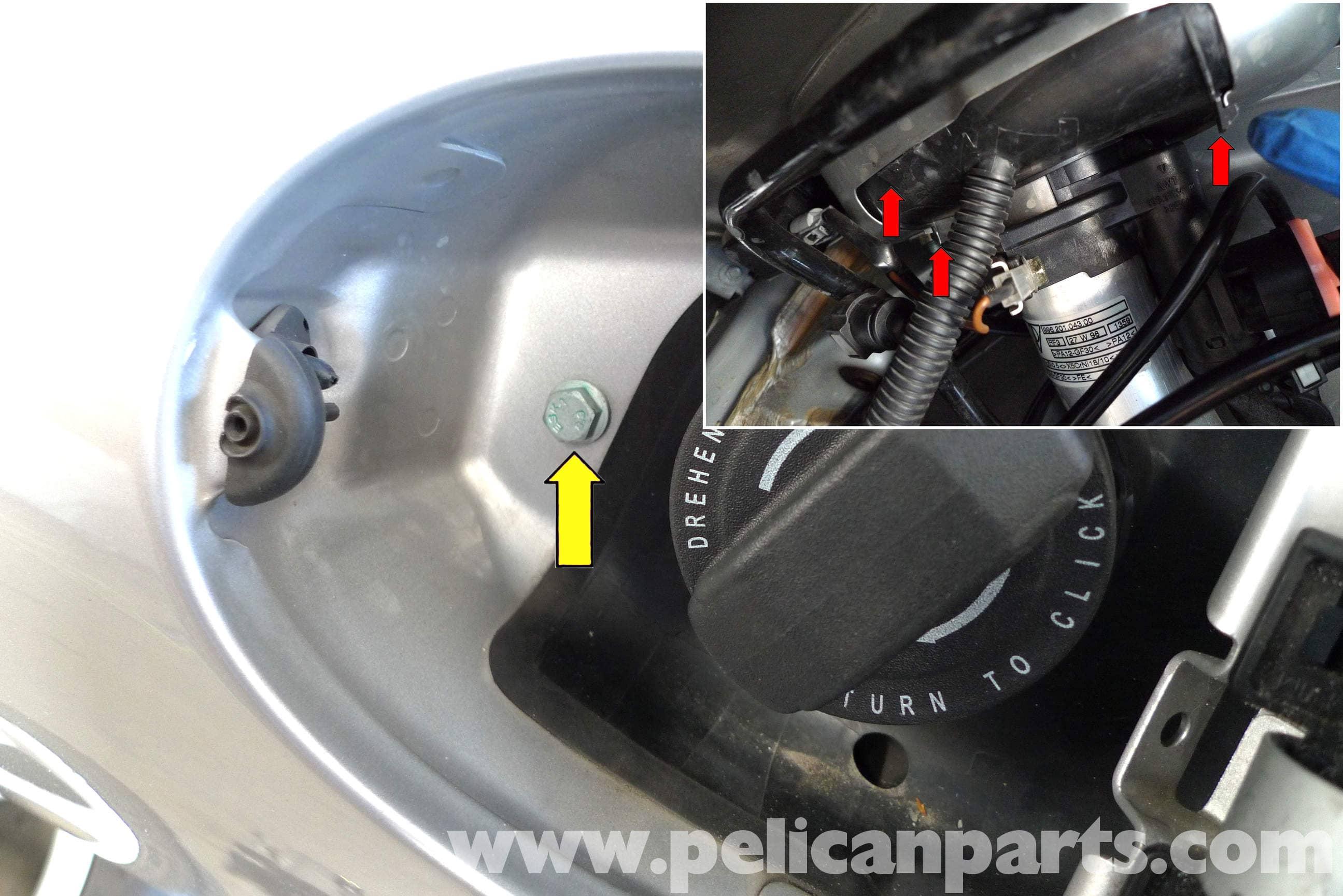 Replacing Your 996 Fuel Line Vent Valve / Bleeder Valve