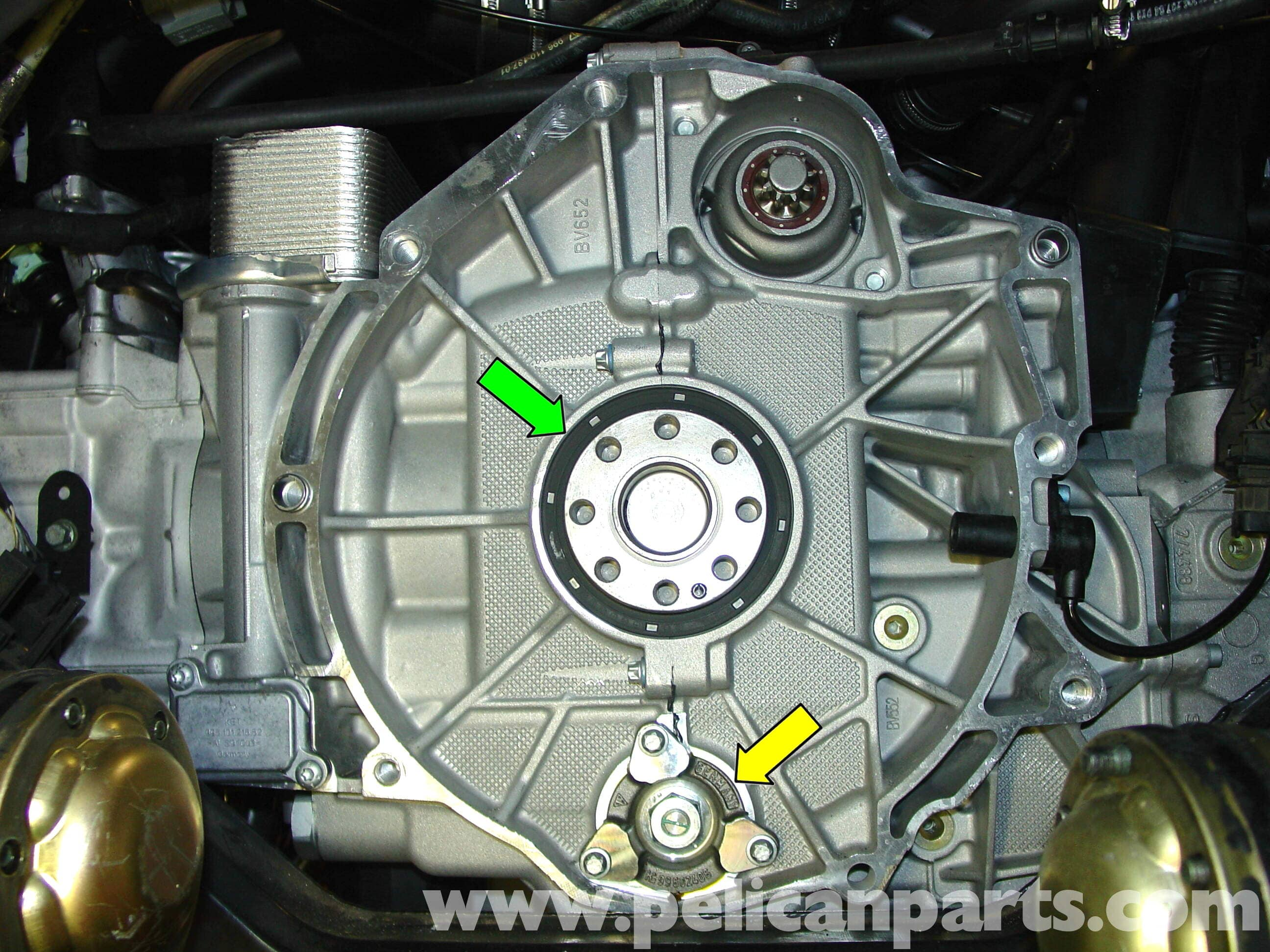 Porsche 911 Carrera Common Engine Problems 996 1998