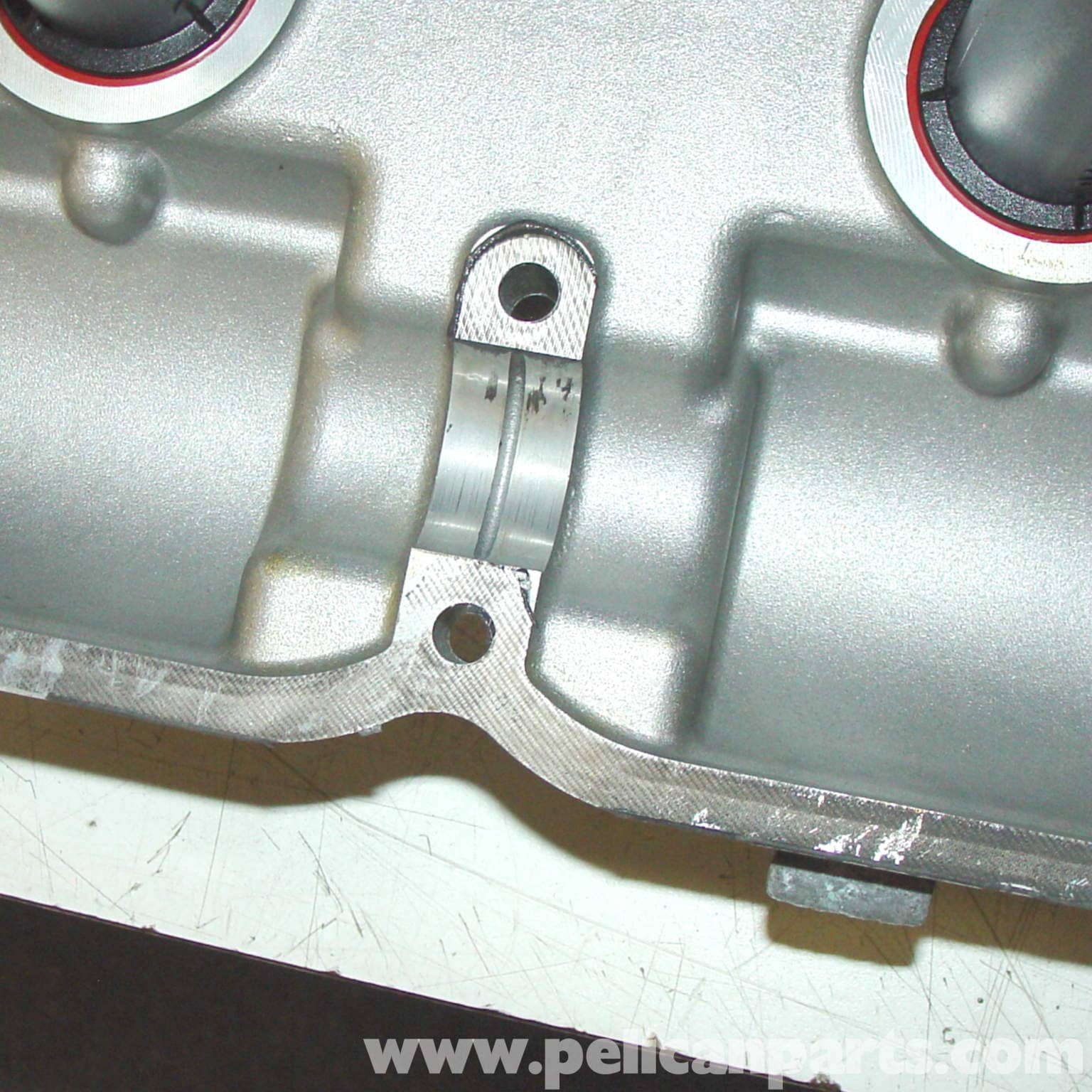 Porsche 911 Engine Swap: Porsche 911 Carrera Camshaft Swap And Valve Train Repair