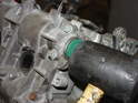 As a final step, insert the camshaft plugs into the end of the camshafts.