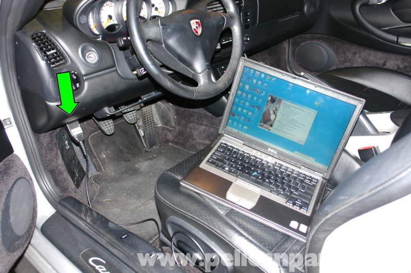 Porsche 911 Carrera DME Performance Software Upgrade - 996