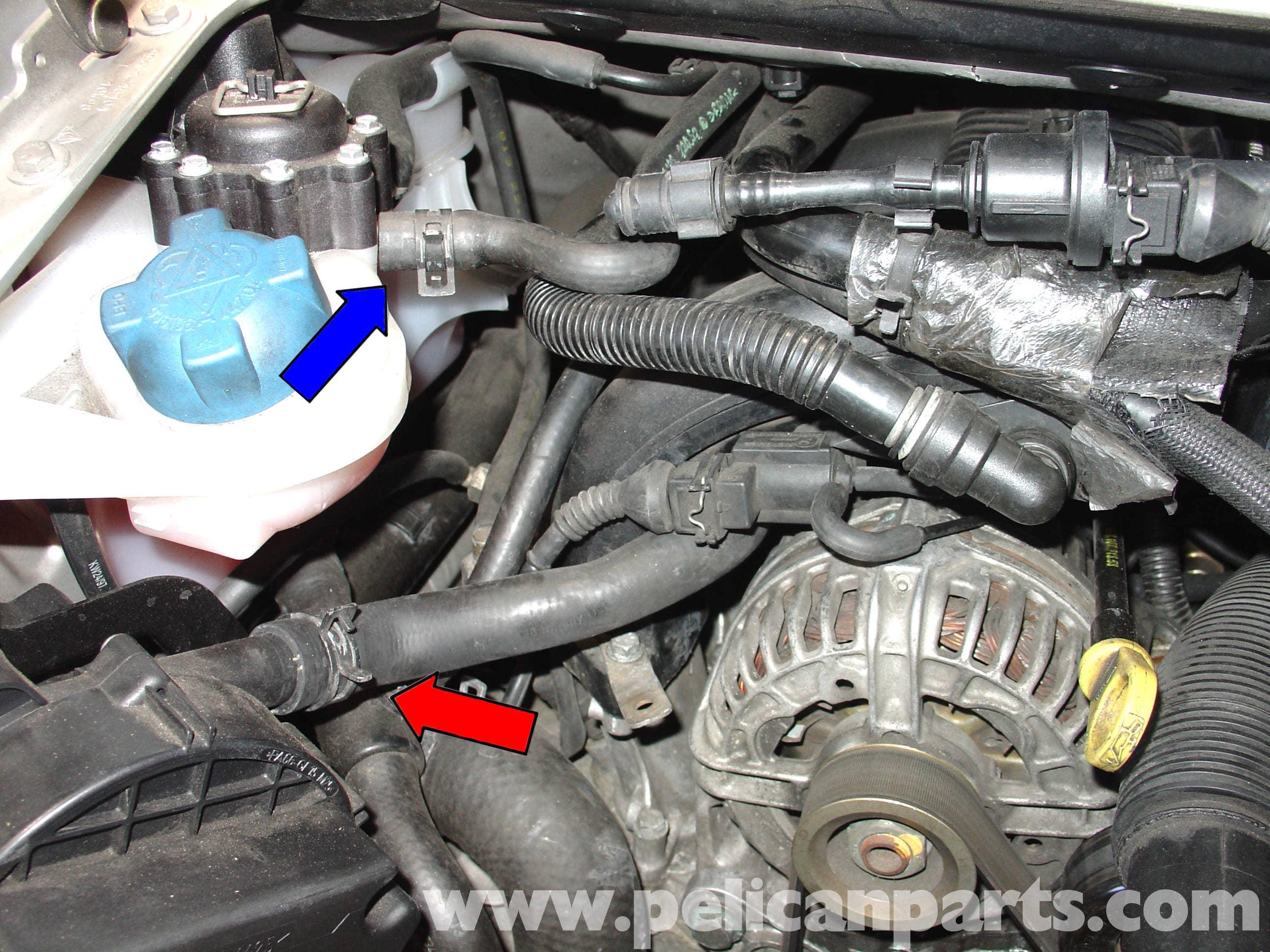 porsche 911 carrera fuel injector replacement 996 1998 2005 rh pelicanparts com