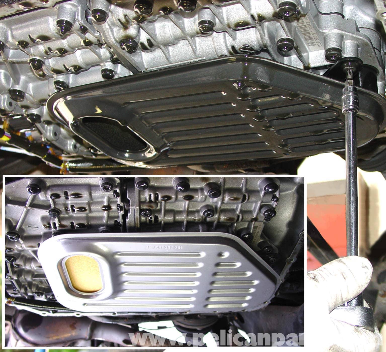 Porsche 996 Tiptronic Transmission: Porsche 911 Carrera Automatic Transmission Fluid