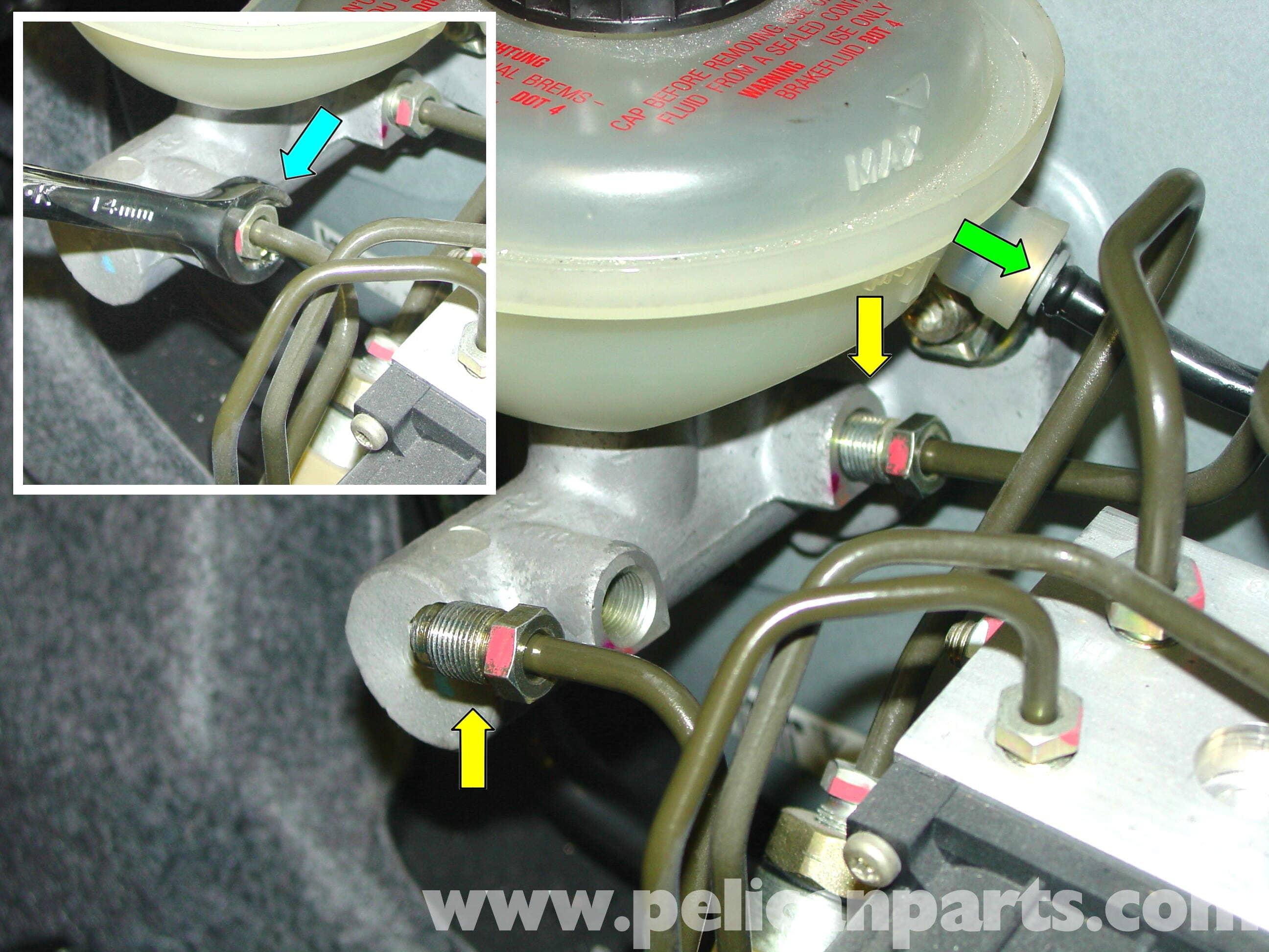 Pic on Brake Fluid Sensor Replacement