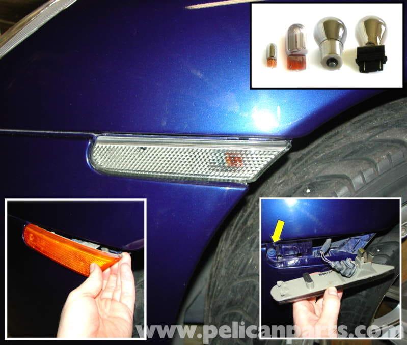 Porsche 996 Headlamp Bulb
