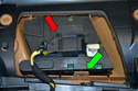To remove or replace the window switches you will need to remove the door panel.
