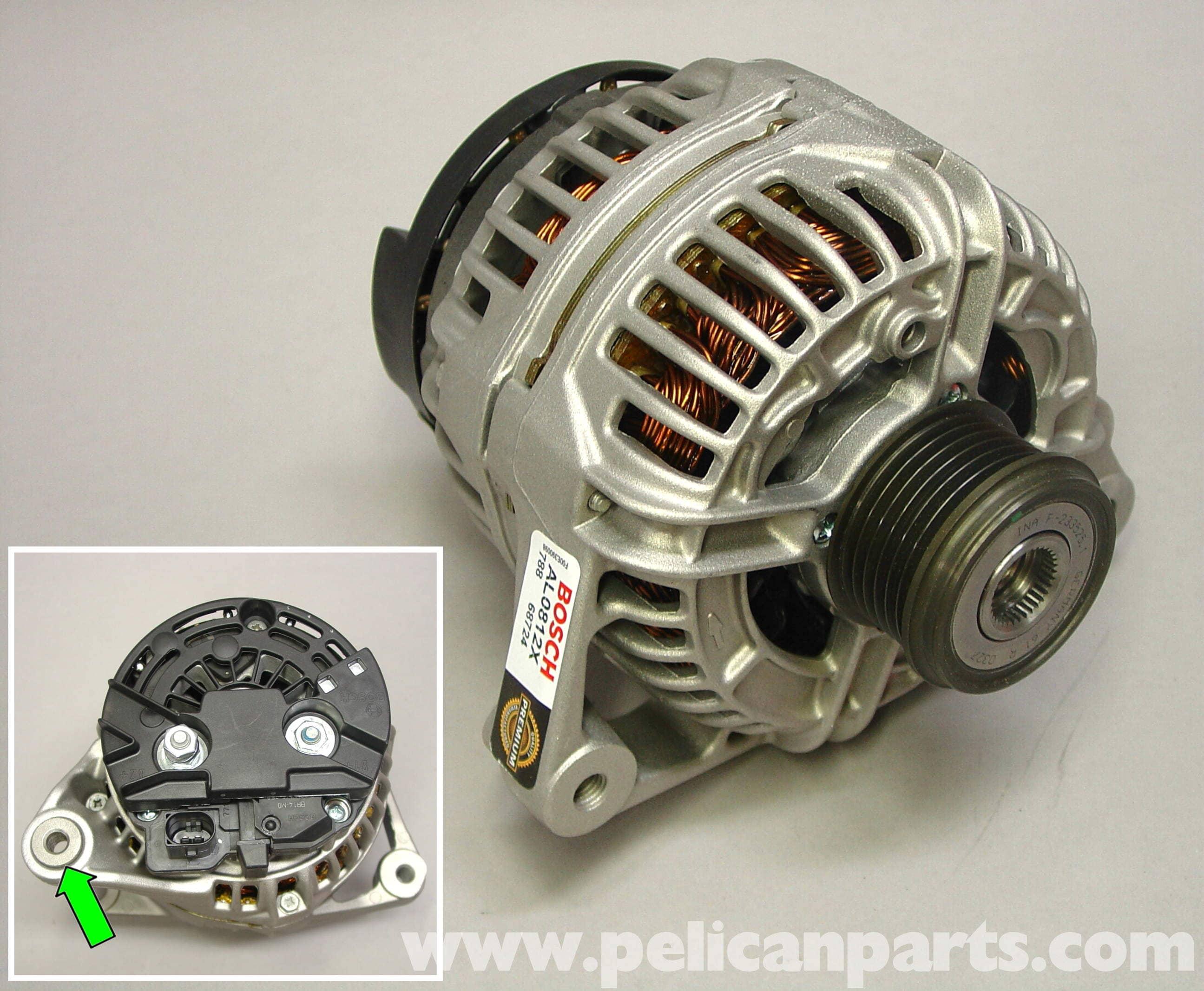 pic01 porsche 911 carrera alternator replacement 996 (1998 2005) 997  at fashall.co