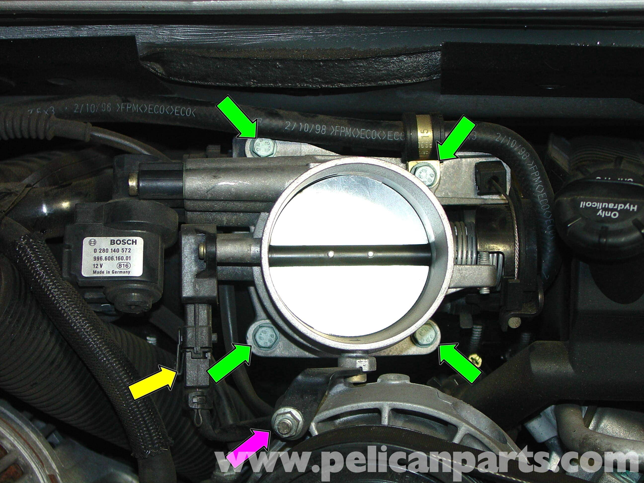 Porsche 911 Starter Wiring Diagram Just Another Blog Of 1987 Engine Carrera Replacement 996 1998 2005 997 Rh Pelicanparts Com 1975 Safety