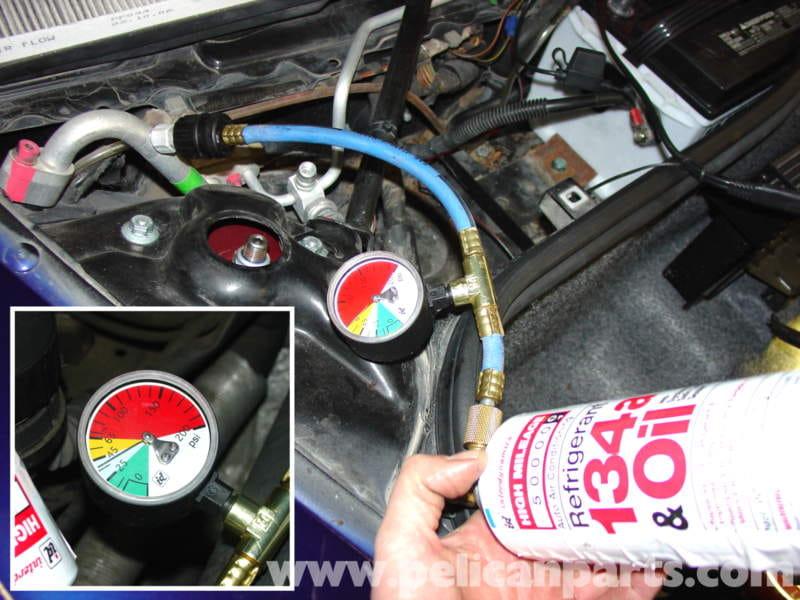 Porsche 911 Carrera Air Conditioning Maintenance And