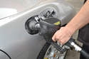 A common problem when filling up your vehicle in areas that have tight EPA or local regulations for vapor capture at the pumps is the inability to fully fill the tank due to the restrictive area between the filler neck and the fuel pump handle.