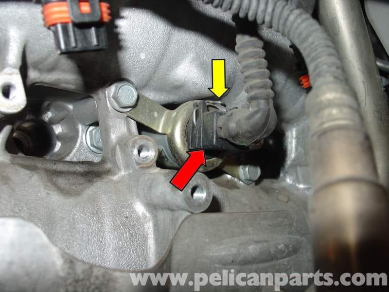 Oxygen Sensor Replacement >> Porsche 996 Turbo Valve Lift Solenoid Replacement 996 GT2 (2002-2005), 996 Turbo (2001-2005 ...