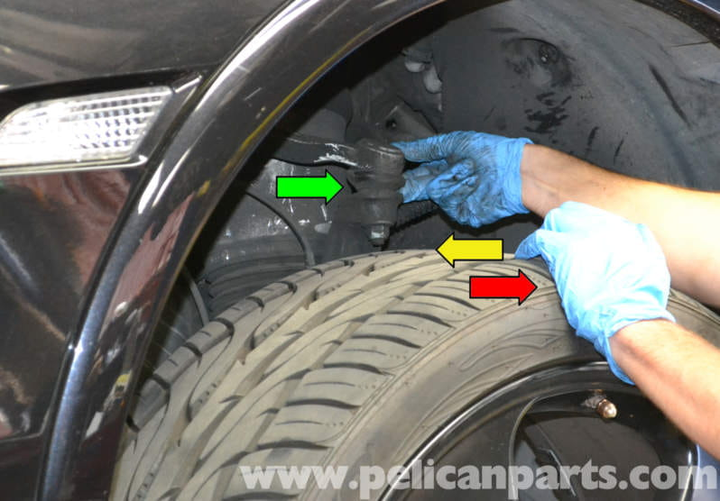 Porsche Cayenne Ball Joint Bearing And Bushing Tests 955